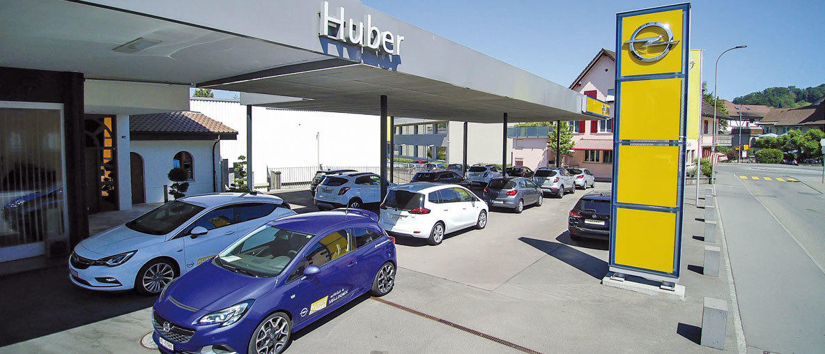 Huber Automobile AG